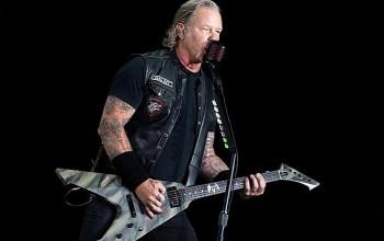 Новый сингл  Metallica — Blackened 2020