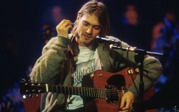 Знаменитая гитара Курта Кобейна выставлена на продажу