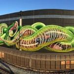 15 крутых Стрит-Арт работ с изображением животных