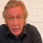 Ефремов записал видеообращение после ДТП