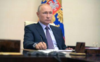 Путин пообещал решить жилищный вопрос в России