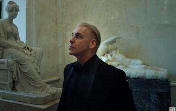 Тилль Линдеманн из RAMMSTEIN  снял клип «ЛЮБИМЫЙ ГОРОД» в Эрмитаже – ВИДЕО
