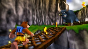 The 90's had many great platformers, but Banjo-Kazooie took things to another level in '98.