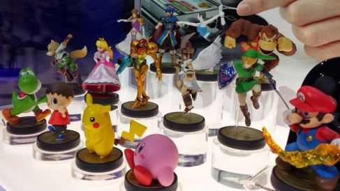 Aww, thats more than enough for Amiibo battle Royale!