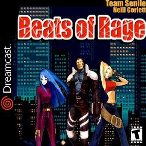 Beats Of Rage (NTSC) - Front