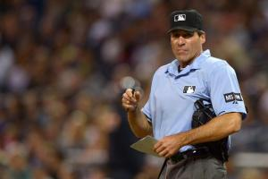 Let's be real: It's still preferable to Angel Hernandez.