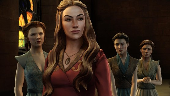 One thing to give the game credit for - it perfectly captured Cersei's smugness