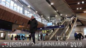 lodon bridge station 2018 - New London Bridge Station 2018