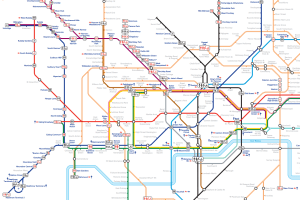 london underground toilets map - Where are all the toilets on the London Underground?