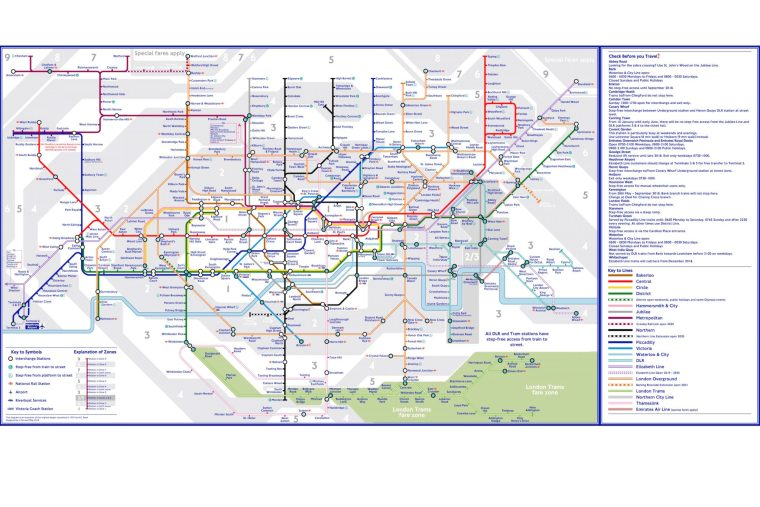tube 18  zones  large 1024x683 - The Tube Map, Redesigned By A Tooting Resident