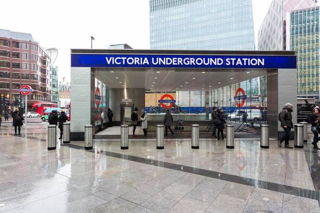 victoria 6 - Britain's most popular train stations... and two London hubs top the list