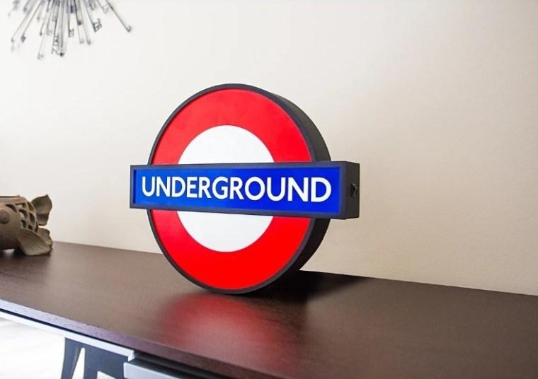 round2 - Get Yourself A Glowy Tube Roundel