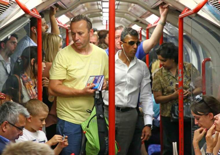 centralline - Overheard on the Tube: Londoners reveal the most bizarre conversations they've heard on the underground