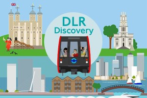 dlr discovery - DLR Discovery: Explore East London – Experience London
