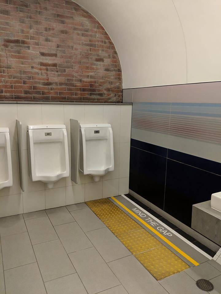 tube toilets bangkok 3 - Have You Seen These Tube Themed Toilets?
