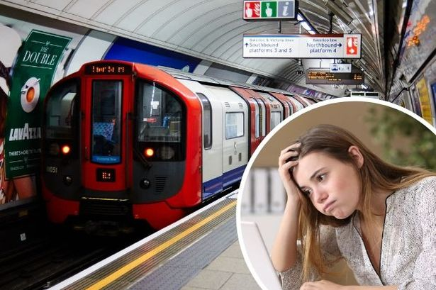 0 Tube with puzzled woman quiz - Quiz: Can you name the last stop on every London Underground line?