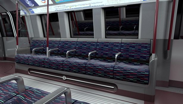 1 piccadillytrains3 - Take a look inside the new Tube trains coming to the Piccadilly line