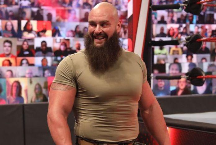 Braun Strowman Makes WWE Return Ahead of the Royal Rumble