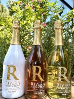 Oskar Rivera's sparkling wine brand Moreno BHLV