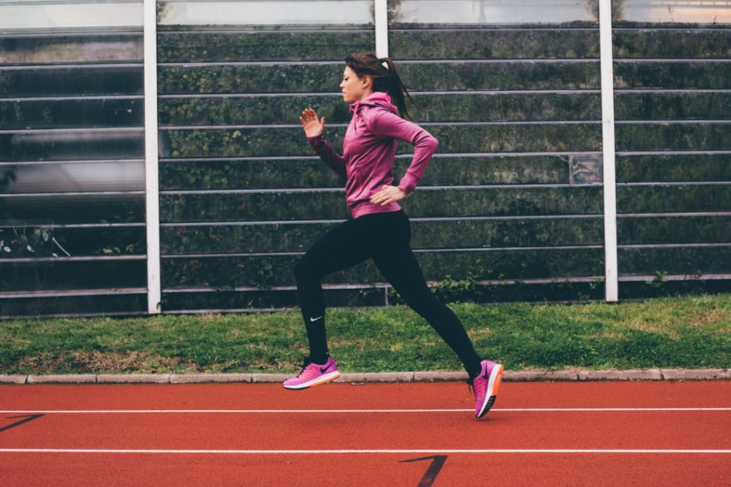 Rencontre avec Amélie Tauziede: running, food & pics