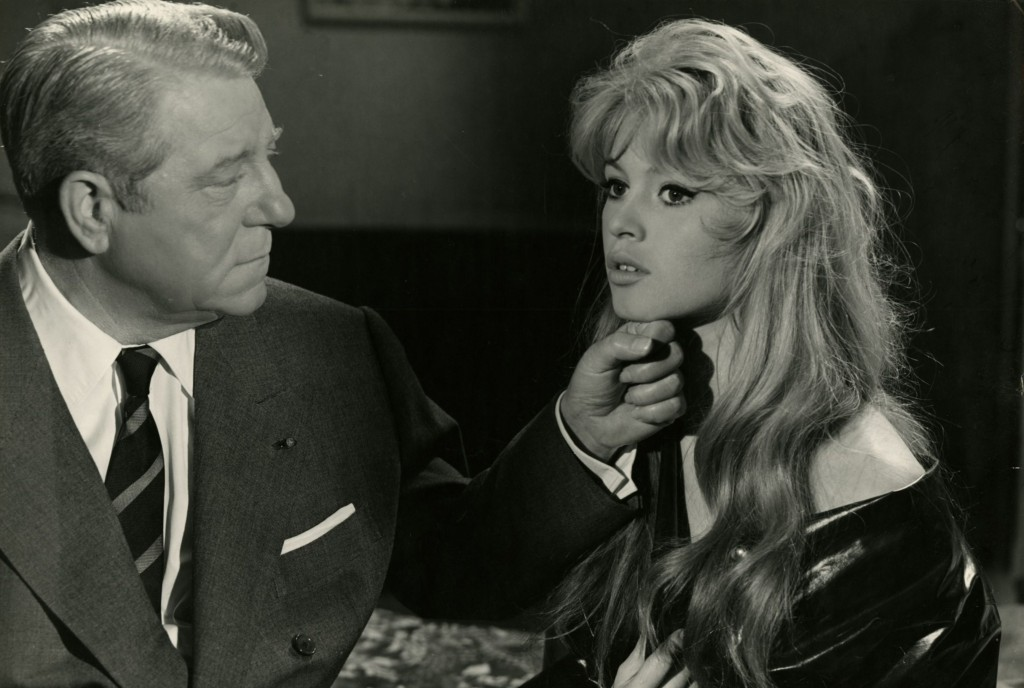 En cas de malheur, Claude Autant-Lara, 1957, DR