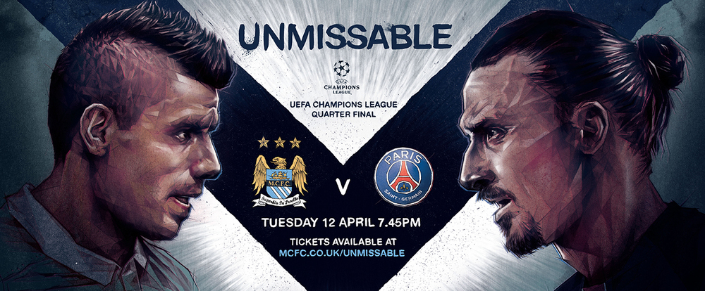 PSG - paris saint germain manchester city