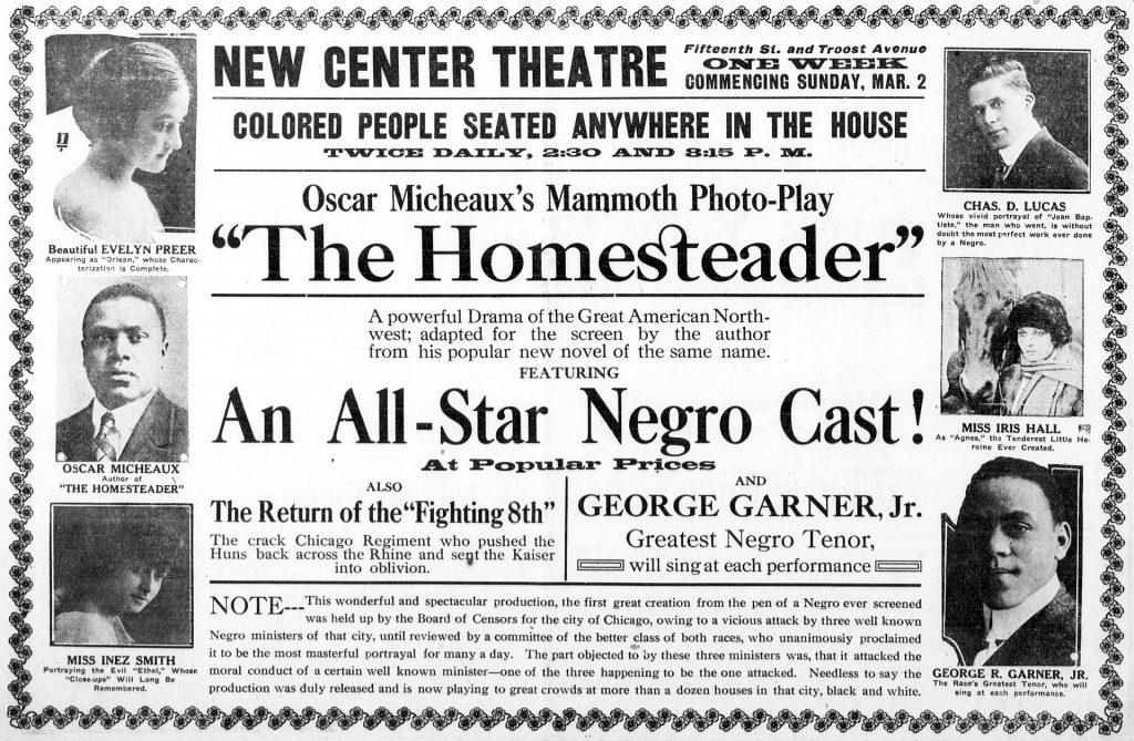 Le Cinéma des Afro-Américains: révélateur de l'histoire récente des Noirs aux États-Unis