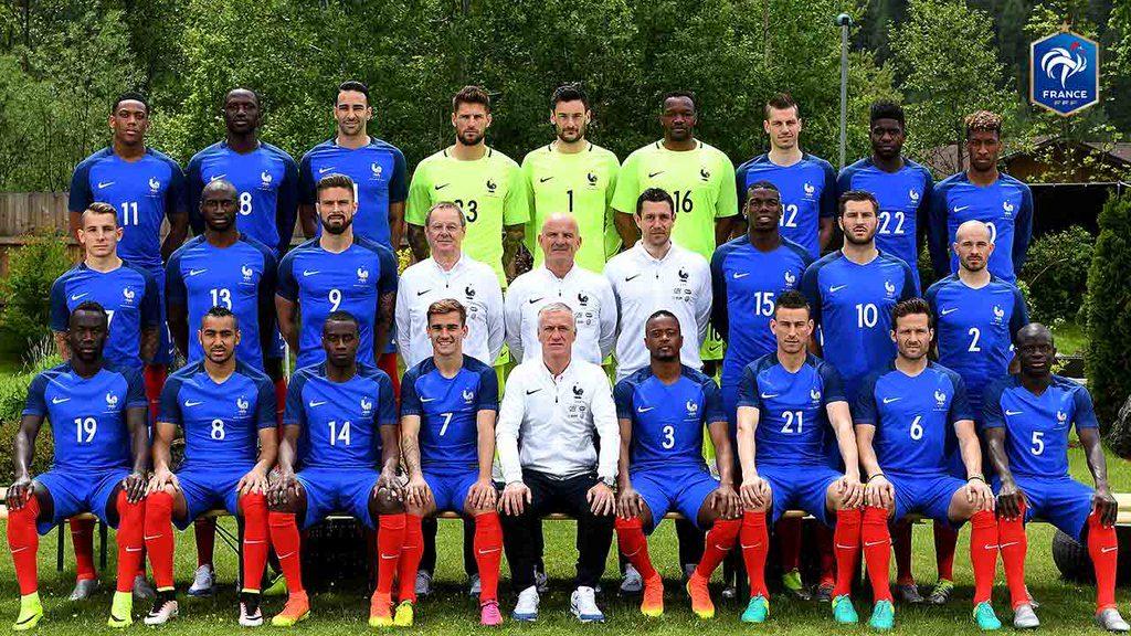 Equipe de France Euro 2016