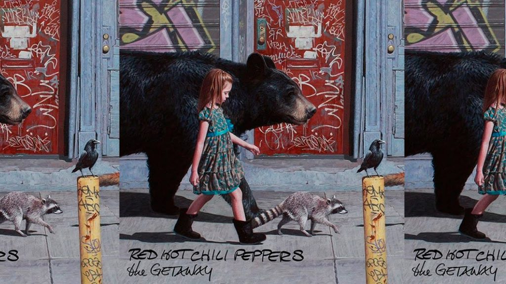 Dark Necessities Red Hot Chili Peppers - The Gateway