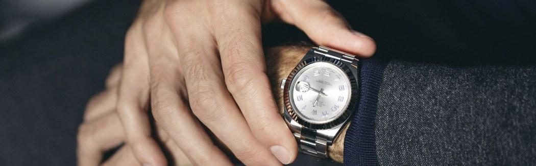 Federer montre