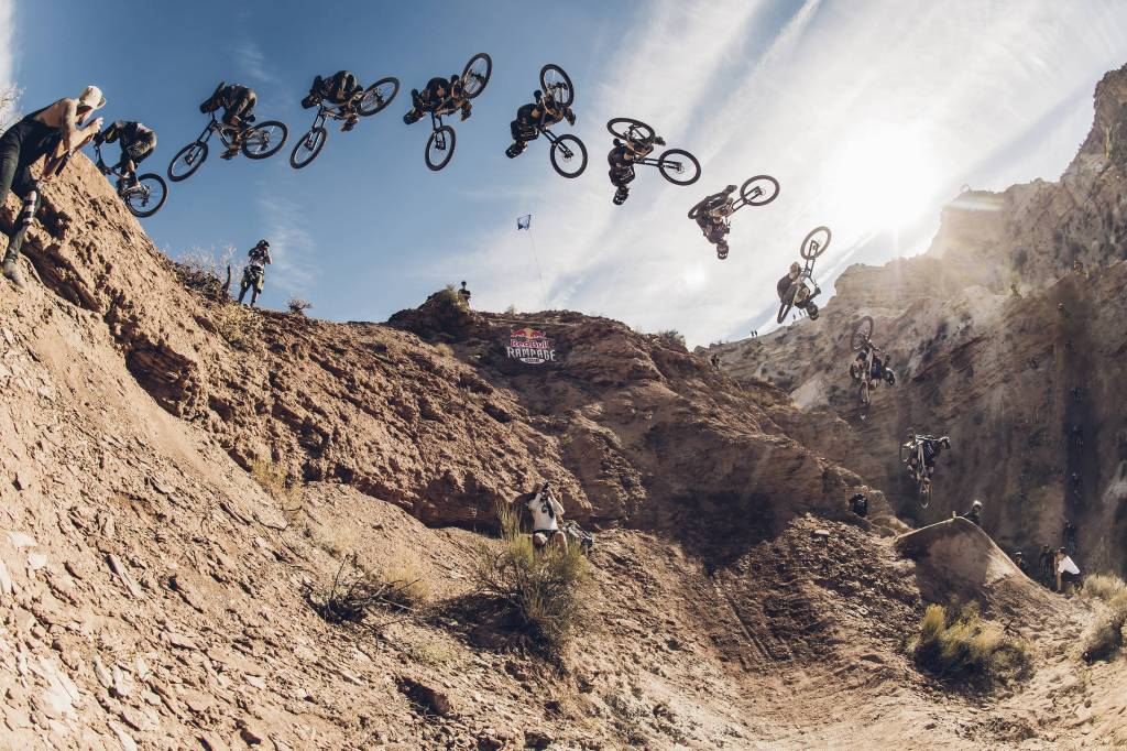 Red Bull Rampage - le contest incontournable de VTT freeride