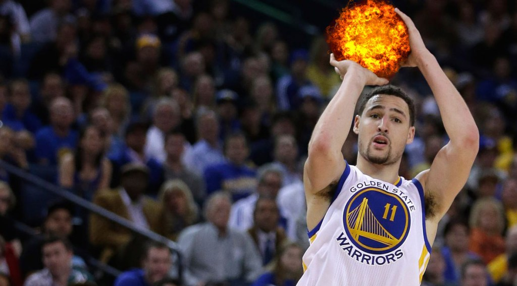 Mavs vs. Warriors - Le coup de chaud Klay Thompson