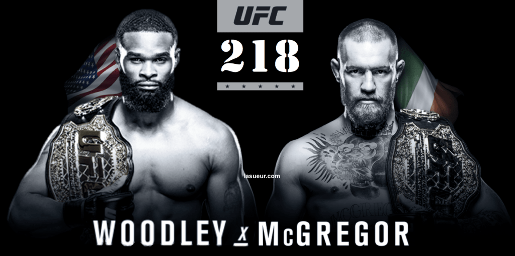 UFC – et si Conor McGregor affrontait Tyron Woodley