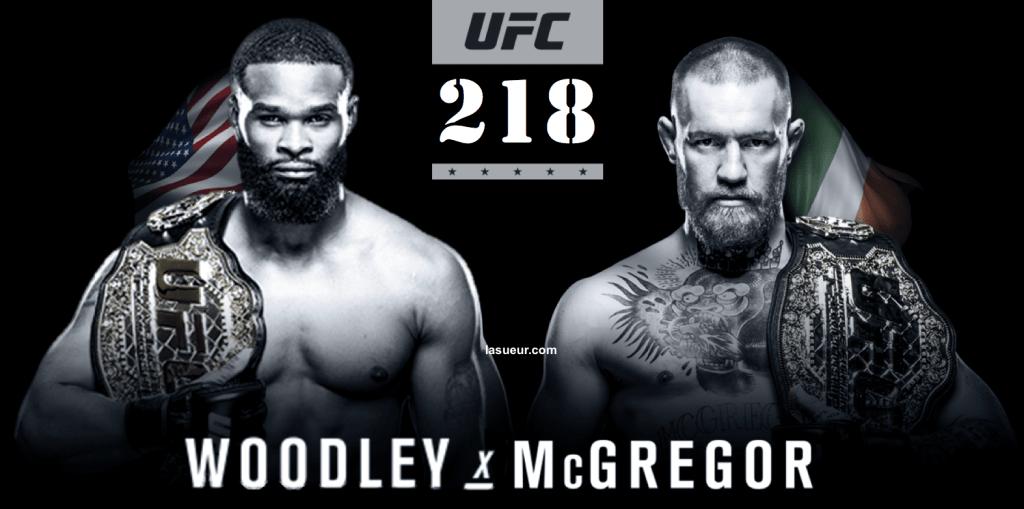 UFC – et si Conor McGregor affrontait Tyron Woodley