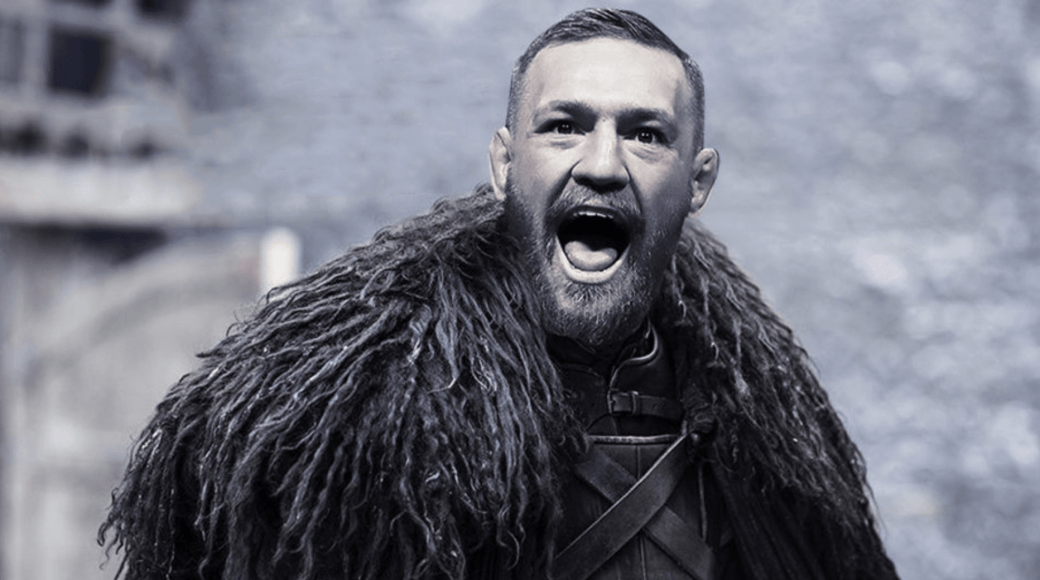 Officiel : Conor McGregor sera bien dans Game of Thrones