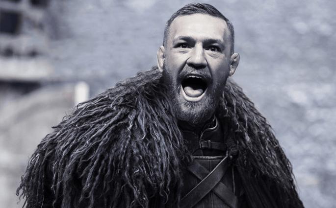 Officiel: Conor McGregor sera bien dans Game of Thrones