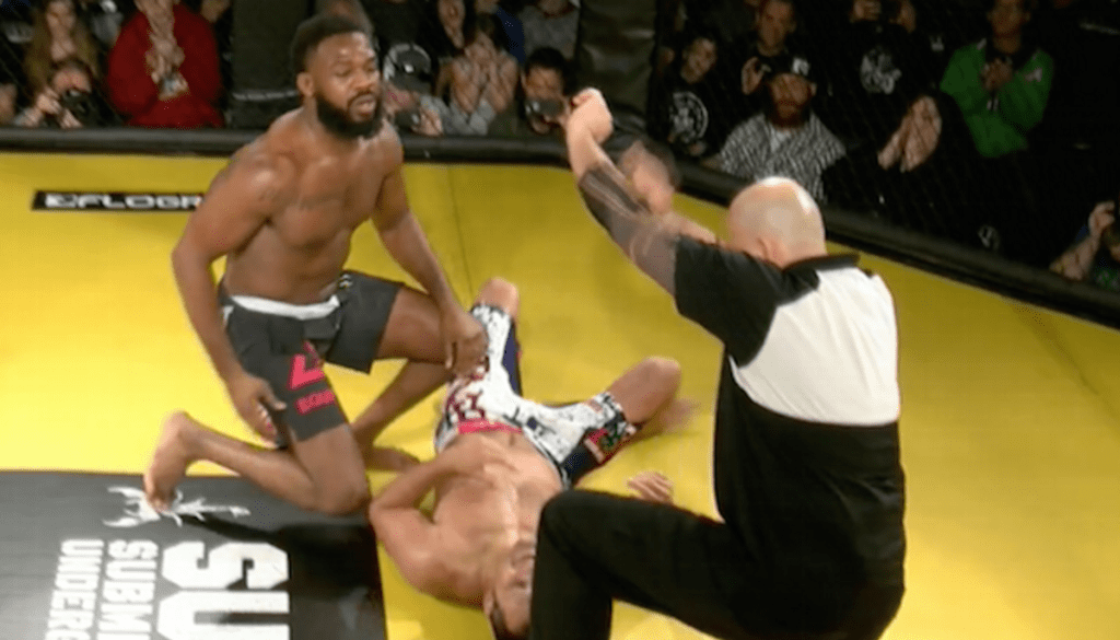 Submission Underground 2 – Jon Jones s'est amusé avec Dan Henderson