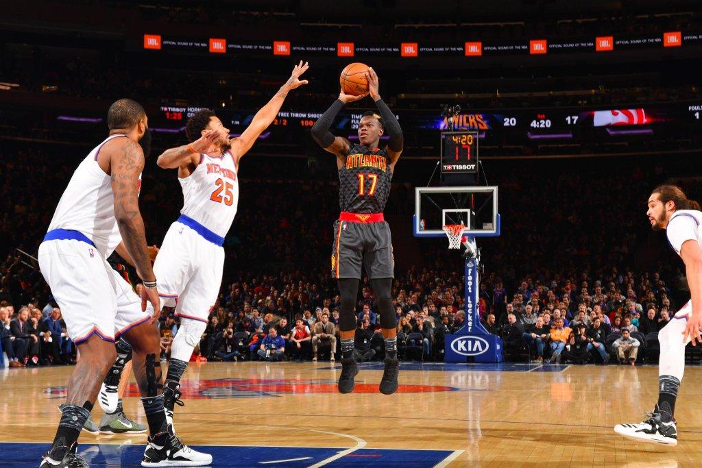 Knicks vs. Hawks - Un thriller pour ouvrir le MLK Day!