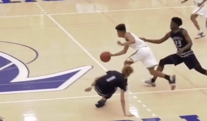 LaMelo Ball se fait salement crosser contre Long Beach Poly
