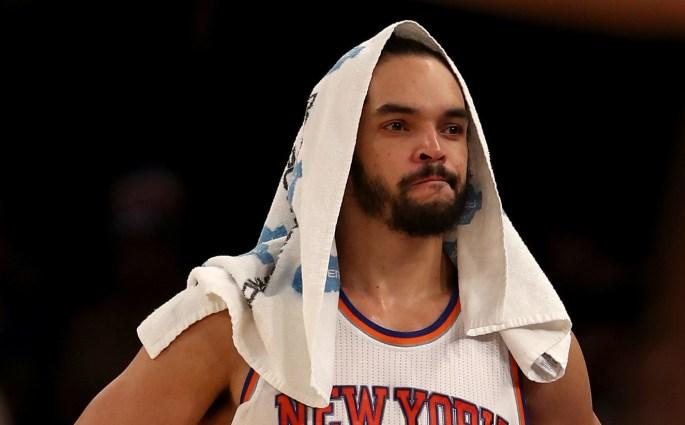 Joakim Noah suspendu 20 matchs par la NBA - La Sueur