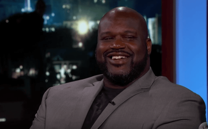 Shaquille O Neal 4000 dollars