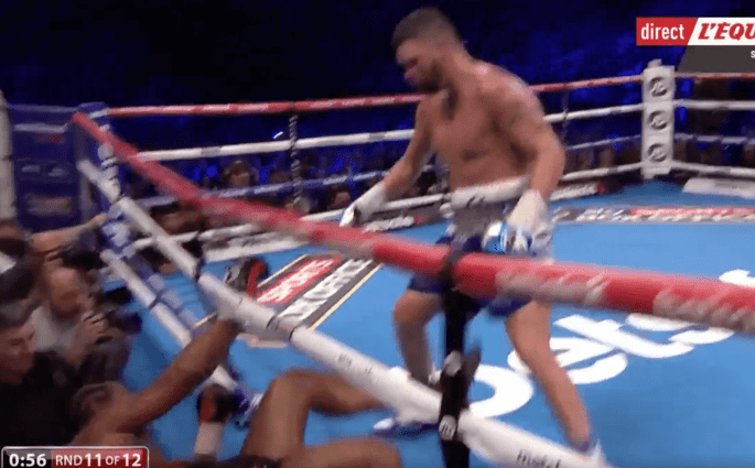 Tony Bellew l'emporte contre David Haye par TKO
