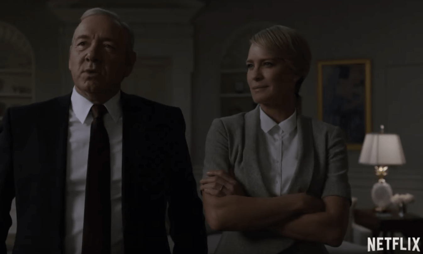 Vers la dictature — House of Cards