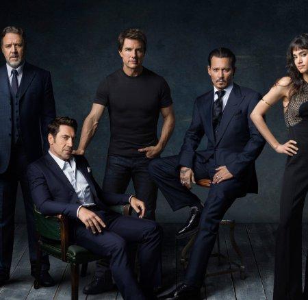 Universal présente son Dark Universe pour concurrencer DC et Marvel