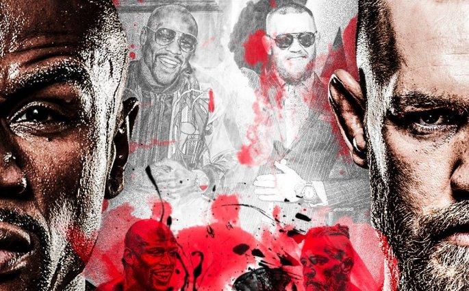 Conor McGregor vs. Floyd Mayweather – tous les détails