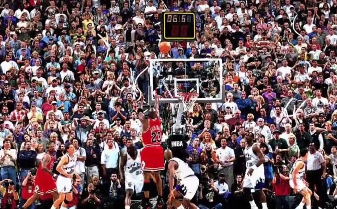The Last Shot – le dernier chef d'œuvre de Michael Jordan
