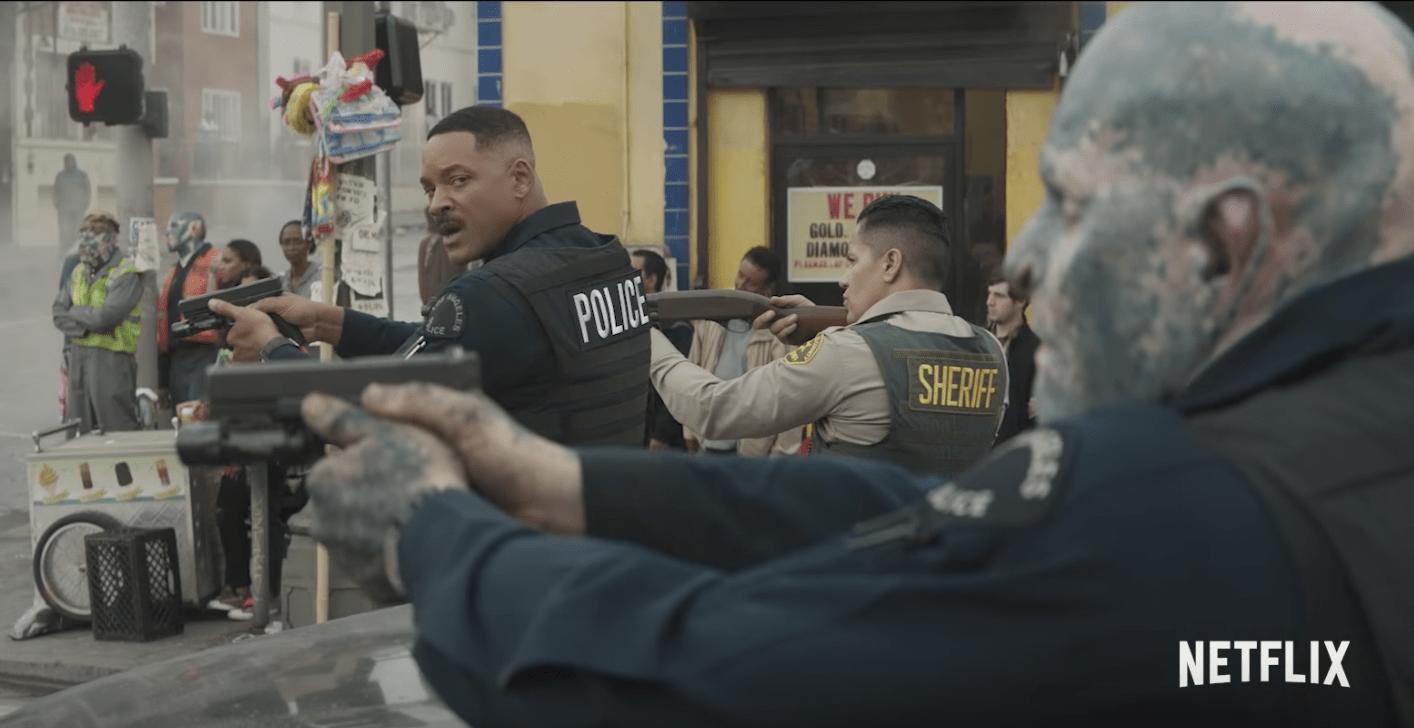 David Ayer et Will Smith inventent le film policier-fantasy avec