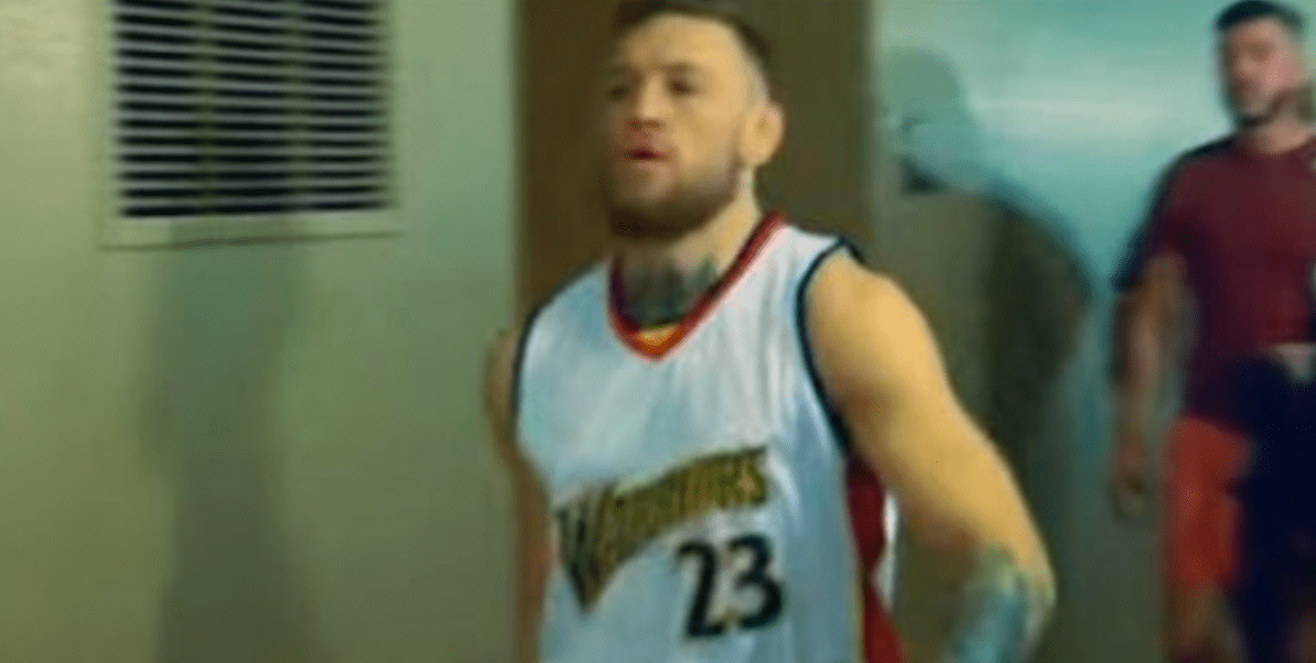 Conor McGregor s'embrouille avec Draymond Green