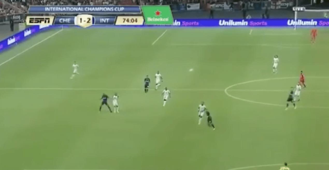 Geoffrey Kondogbia a marqué LE BUT de l'International Champions Cup…sur un csc