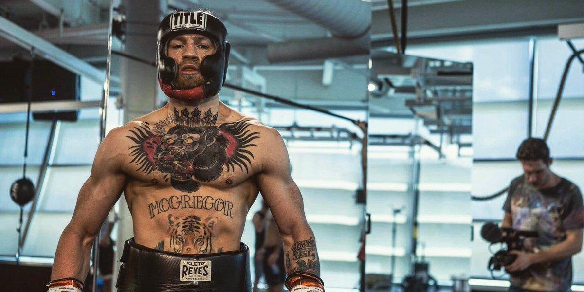 Conor McGregor continue : il terminera Mayweather en 4 rounds